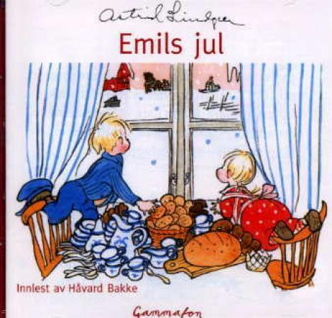 """""""Emils jul"""" av Astrid Lindgren"""