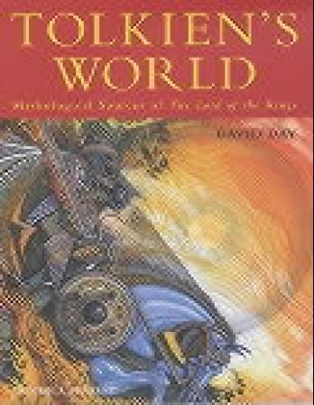 """""""The world of Tolkien - mythological sources of The lord of the rings"""" av David Day"""