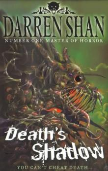 """The Demonata #7 - Death's Shadow"" av Darren Shan"