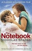 """""""The notebook"""" av Nicholas Sparks"""