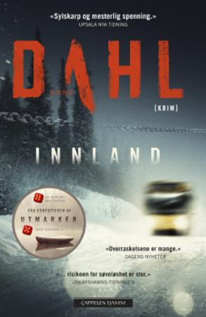"""""""Innland"""" av Arne Dahl"""