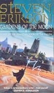 """""""Gardens of the moon"""" av Steven Erikson"""