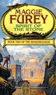 """""""Spirit of the stone book two of the Shadowleague"""" av Maggie Furey"""