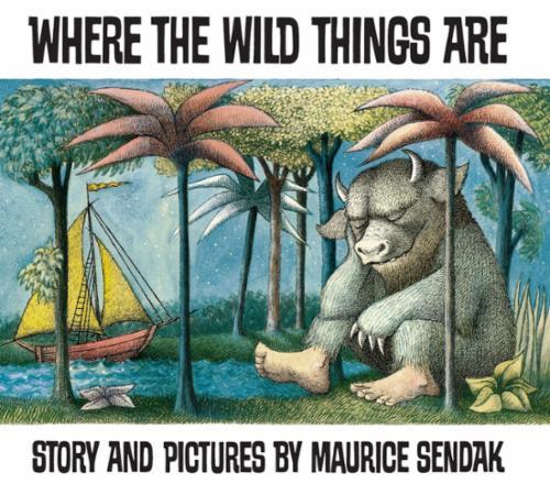 """Where the wild things are"" av Maurice Sendak"
