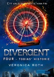 """Four - Tobias' historie"" av Veronica Roth"