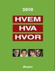 """""""Hvem hva hvor 2010"""" av Thomas Kolåsæter"""