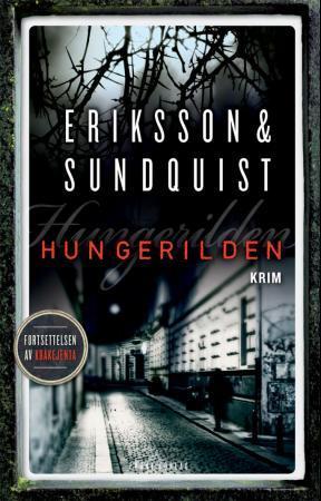 """""""Hungerilden - Victoria Bergmans svakhet"""" av Jerker Eriksson"""