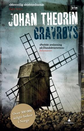 """""""Gravrøys"""" av Johan Theorin"""