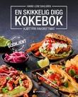 """""""En skikkelig digg kokebok - kjøttfri favorittmat"""" av Hanne-Lene Dahlgren"""