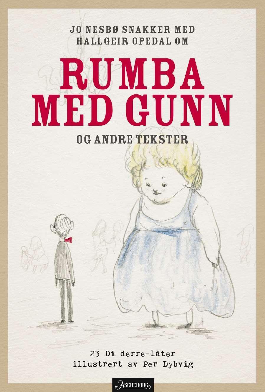 """""""Jo Nesbø snakker med Hallgeir Opedal om Rumba med Gunn og andre tekster"""" av Jo Nesbø"""