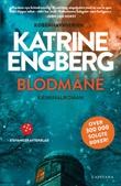 """Blodmåne kriminalroman"" av Katrine Engberg"