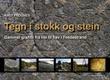 """""""Tegn i stokk og stein - gammel grafitti fra hei til hav i Tvedestrand"""" av Knut Frognes"""
