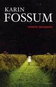 """""""Svarte sekunder - kriminalroman"""" av Karin Fossum"""