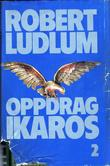 """""""Oppdrag Ikaros 2"""" av Robert Ludlum"""