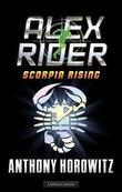 """Scorpia rising"" av Anthony Horowitz"