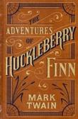 """Adventures of Huckleberry Finn"" av Mark Twain"