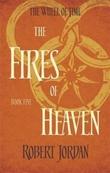"""""""Fires of heaven - wheel of time 5"""" av Robert Jordan"""