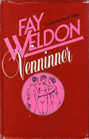 """""""Venninner"""" av Fay Weldon"""