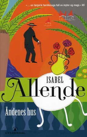 """""""Åndenes hus"""" av Isabel Allende"""
