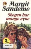 """""""Skogen har mange øyne"""" av Margit Sandemo"""