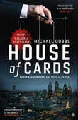 """House of cards"" av Michael Dobbs"