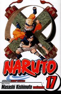 """""""Naruto volume 17"""" av Masashi Kishimoto"""