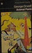 """""""Animal farm - a fairy story"""" av George Orwell"""