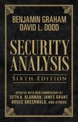 """Security Analysis - Sixth Edition, Foreword by Warren Buffett (Limited Leatherbound Edition) (Security Analysis Prior Editions)"" av Benjamin Graham"