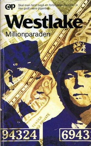 """""""Millionparaden"""" av Donald E. Westlake"""
