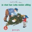 """""""Jo visst kan Lotta nesten allting"""" av Astrid Lindgren"""