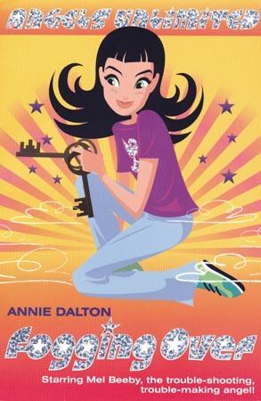 """""""Bak tåkesløret"""" av Annie Dalton"""