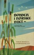"""""""Bonden i norske dikt"""" av Grete Erøy Sollien"""