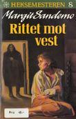 """""""Rittet mot vest"""" av Margit Sandemo"""