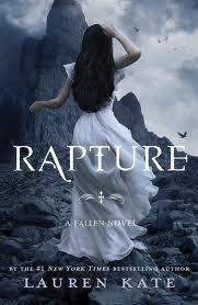 """""""Rapture"""" av Lauren Kate"""