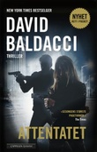 """Attentatet"" av David Baldacci"