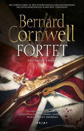 """""""Fortet - historisk roman"""" av Bernard Cornwell"""