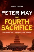 """The fourth sacrifice"" av Peter May"