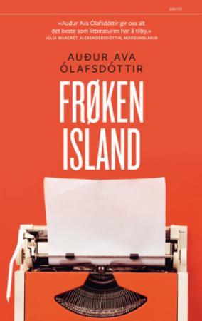 """Frøken Island"" av Audur Ava Ólafsdóttir"