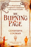 """The Burning Page (The Invisible Library series)"" av Genevieve Cogman"