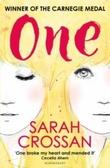 """One"" av Sarah Crossan"