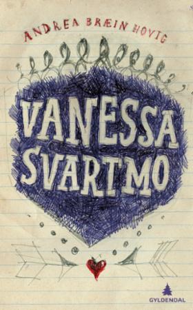 """""""Vanessa Svartmo"""" av Andrea Bræin Hovig"""