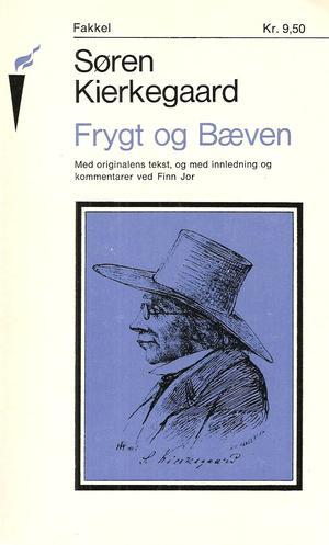 """""""Frygt og Bæven - med originalens tekst"""" av Søren Kierkegaard"""
