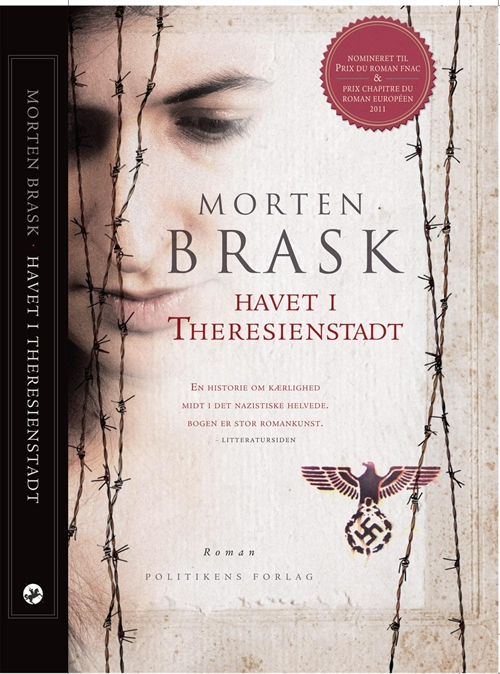 """Havet i Theresienstadt"" av Morten Brask"