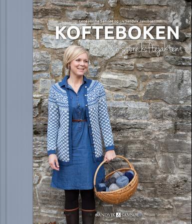 """""""Kofteboken - den store koftejakten"""" av Lene Holme Samsøe"""