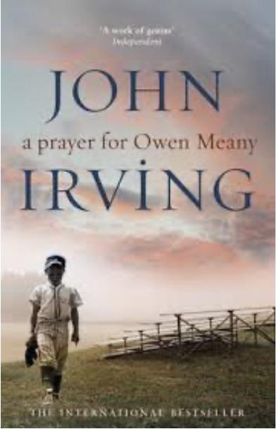 """""""A Prayer for Owen Meany"""" av John Irving"""