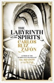 """The labyrinth of the spirits"" av Carlos Ruiz Zafón"