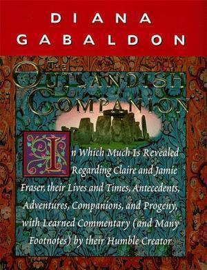 """""""The Outlandish Companion"""" av Diana Gabaldon"""