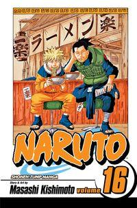 """""""Naruto volume 16"""" av Masashi Kishimoto"""