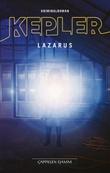 Omslagsbilde av Lazarus