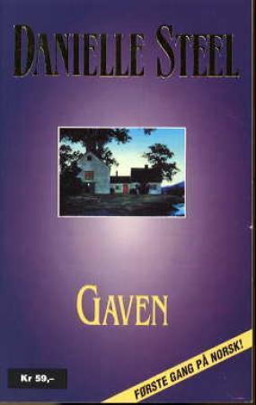 """""""Gaven"""" av Danielle Steel"""